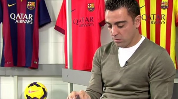 Xavi Hernandez will play in Qatar