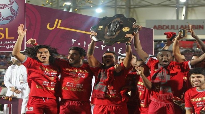 Lekhwiya wins 2015 Qatar Stars League title